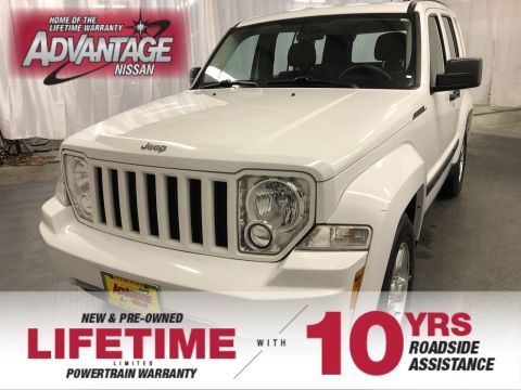 Pre-Owned 2012 Jeep Liberty