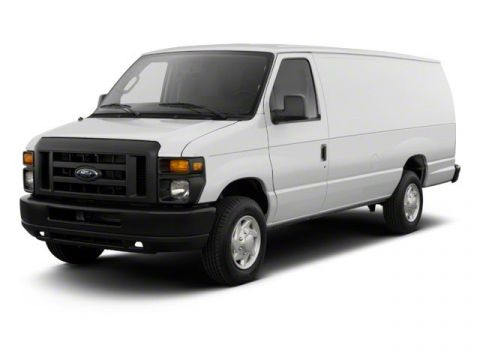 Pre-Owned 2010 Ford Econoline Wagon