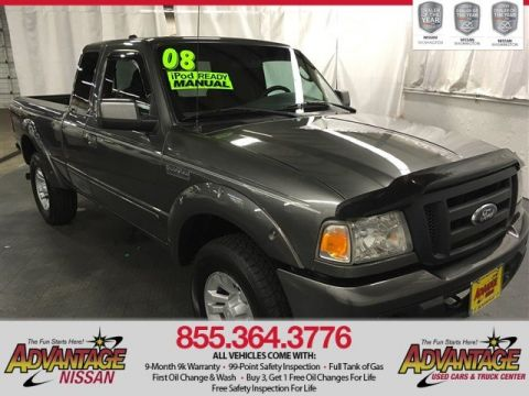 Used Ford Ranger FX4 Off-Rd