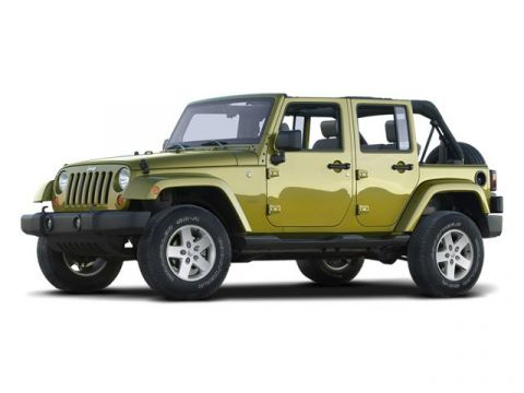 Pre-Owned 2008 Jeep Wrangler Unlimited X