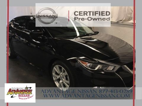 Certified Used Nissan Maxima 3.5 S