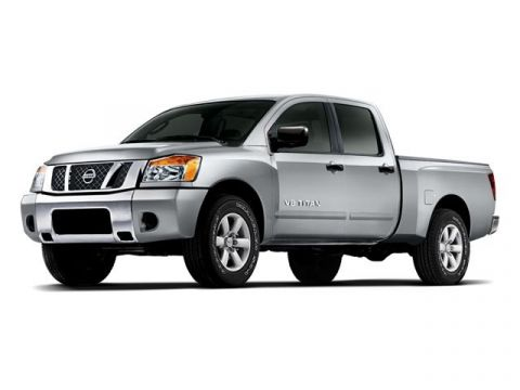 Pre-Owned 2009 Nissan Titan PRO-4X