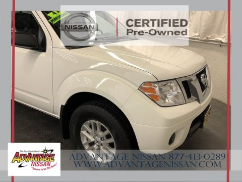 Certified Pre-Owned 2017 Nissan Frontier SV V6