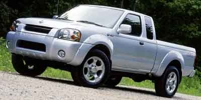 Pre-Owned 2001 Nissan Frontier 4WD SE