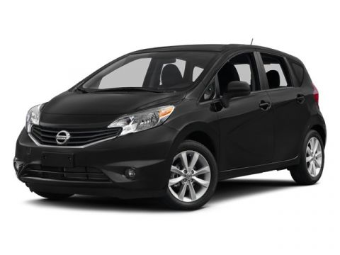 Certified Used Nissan Versa Note S Plus