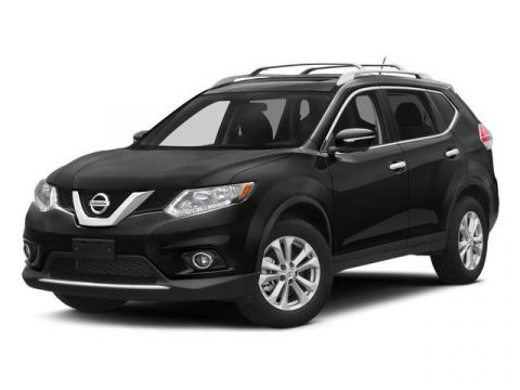 Certified Used Nissan Rogue SL