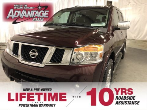 Pre-Owned 2013 Nissan Armada