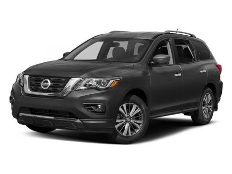 Certified Used Nissan Pathfinder SL