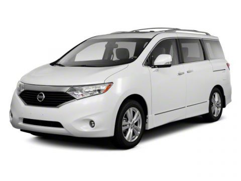 Used Nissan Quest S