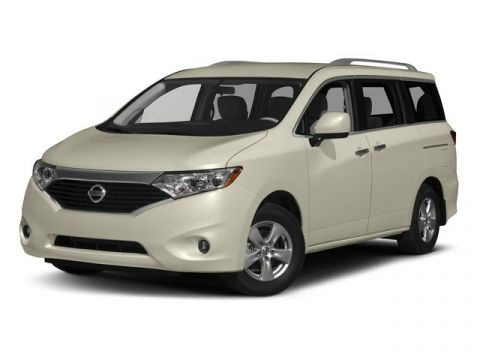 Certified Pre-Owned 2016 Nissan Quest 3.5 SV