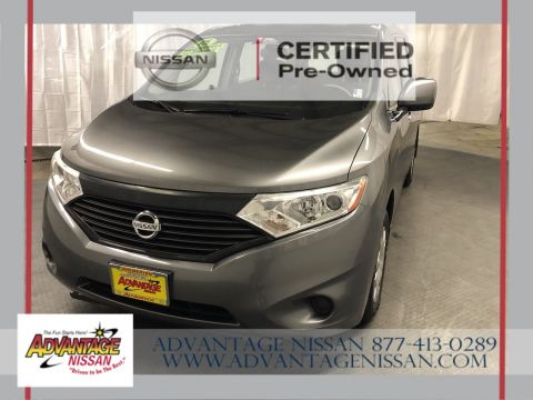 Certified Pre-Owned 2015 Nissan Quest