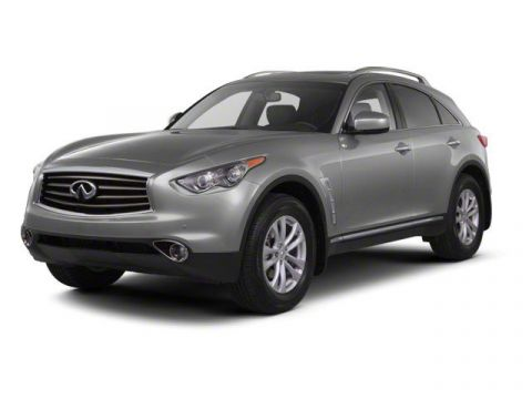 Used INFINITI FX35 Limited Edition