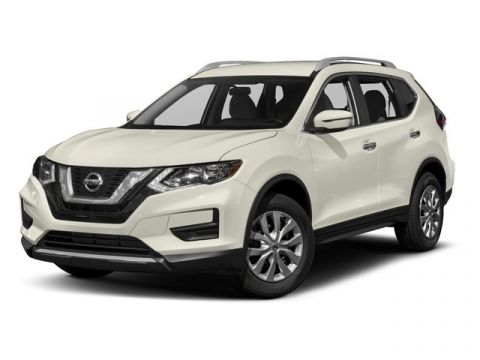 Certified Used Nissan Rogue S