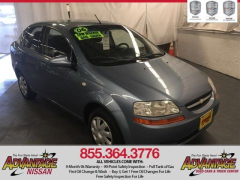 Used Chevrolet Aveo LS