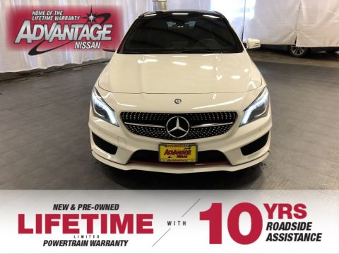 Pre-Owned 2015 Mercedes-Benz CLA