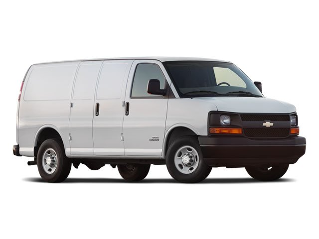 Pre-Owned 2008 Chevrolet Express Cargo Van