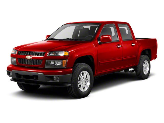 Pre-Owned 2010 Chevrolet Colorado LT w/1LT