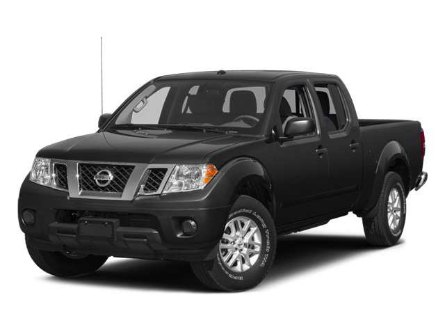 Certified Pre-Owned 2014 Nissan Frontier SV