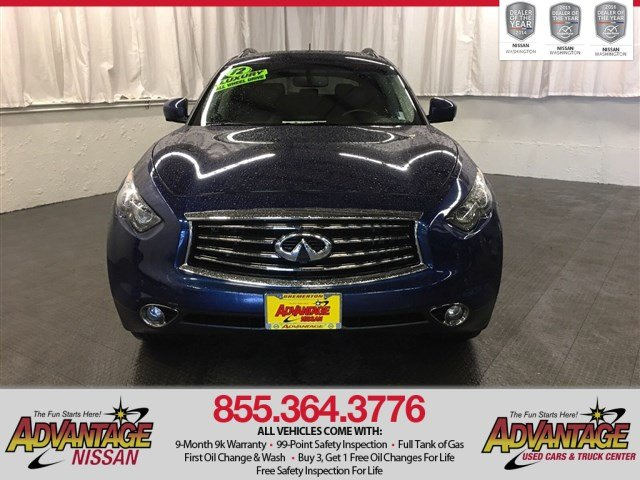 Pre Owned 2012 INFINITI FX35 Limited Edition