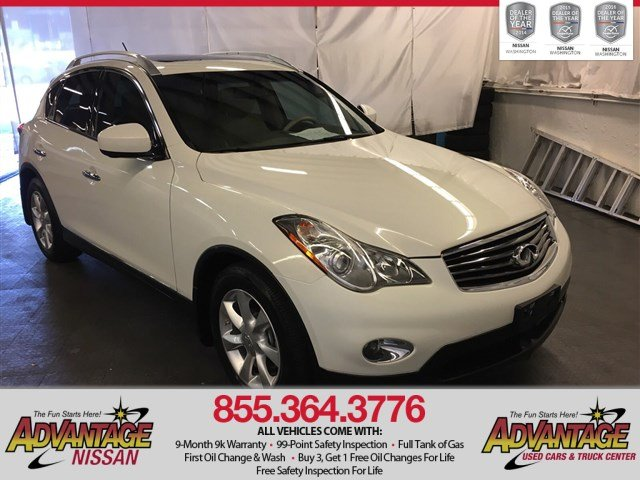 Pre-Owned 2009 INFINITI EX35 Journey
