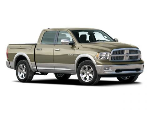 Pre-Owned 2009 Dodge Ram 1500 TRX