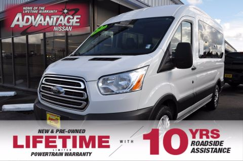 Pre-Owned 2016 Ford Transit Wagon