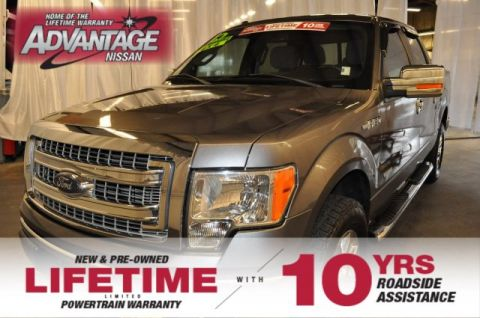 Pre-Owned 2012 Ford F-150 Crew Cab Pickup in Bremerton #B