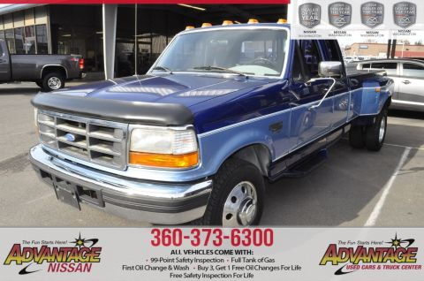Pre-Owned 1997 Ford F-350