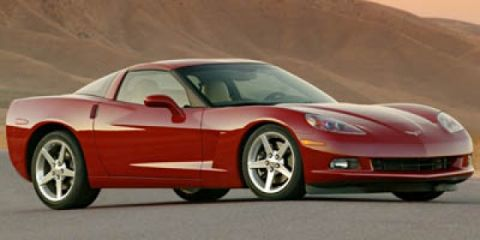 Pre-Owned 2005 Chevrolet Corvette