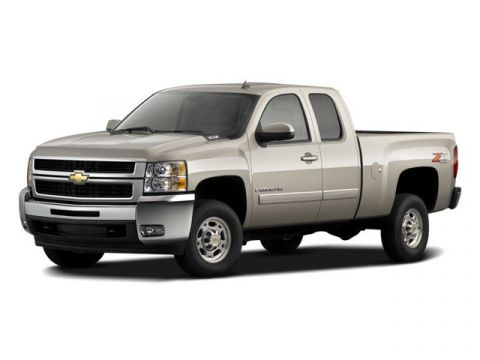 Pre-Owned 2008 Chevrolet Silverado 2500HD