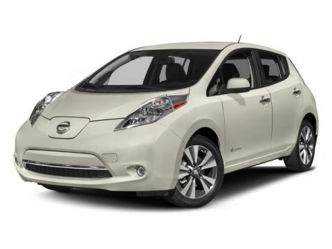 Certified Pre-Owned 2016 Nissan LEAF S