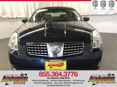 Pre-Owned 2005 Nissan Maxima