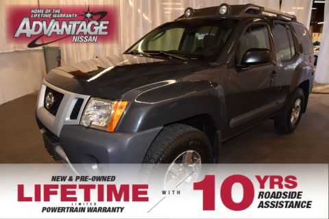 Pre-Owned 2012 Nissan Xterra Pro-4X