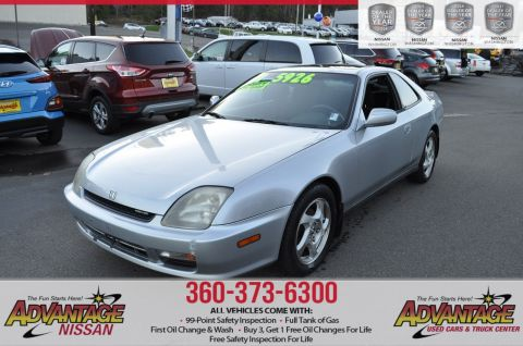Pre-Owned 2001 Honda Prelude Base