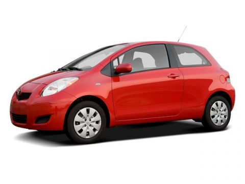 Pre-Owned 2009 Toyota Yaris Base