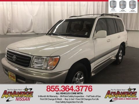 Pre-Owned 2002 Toyota Land Cruiser Base